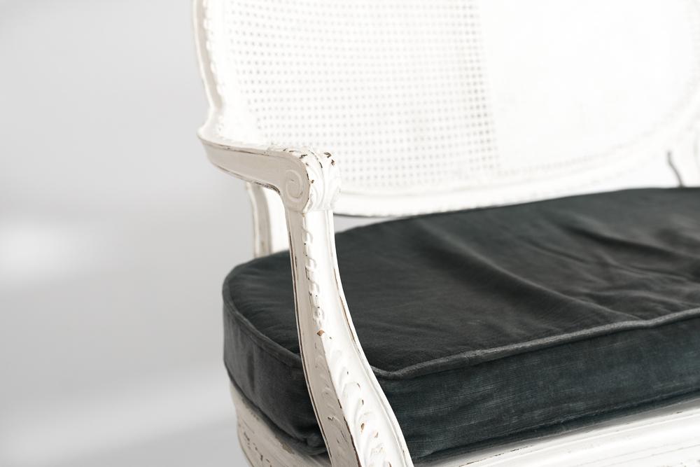 Butacón blanco