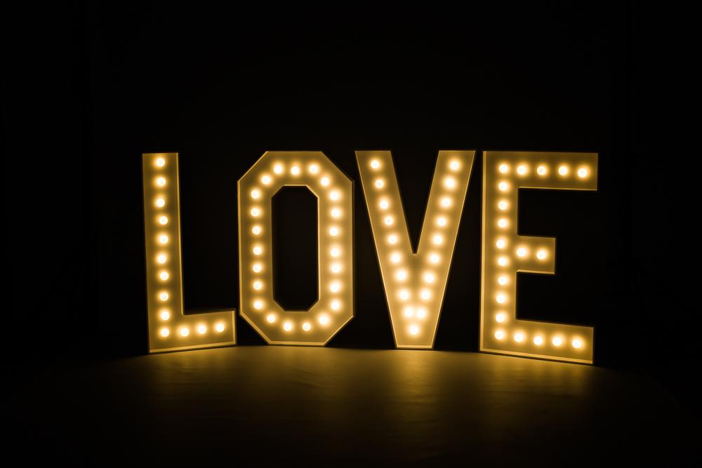 Love blanco
