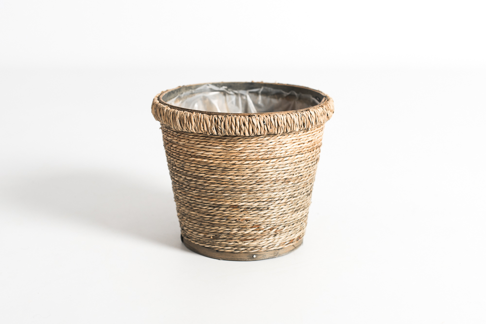 Macetero cuerda
