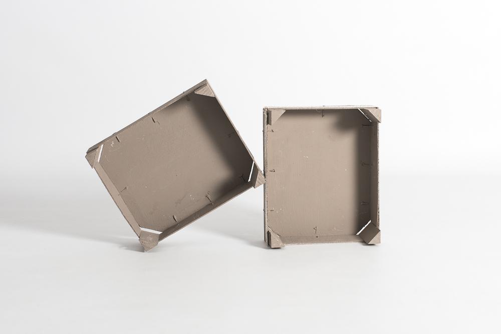 Cajas pequeñas chocolate